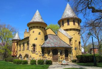 The Curwood Castle Owosso
